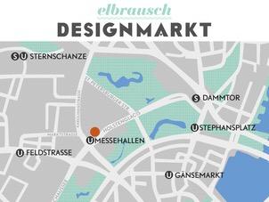 Engineering-Art auf dem ELBRAUSCH-Designmarkt