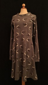 Kleid Pferd