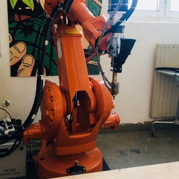 Roboter 3D-Druck: